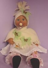 """New baby girl doll outfit clothes Disney Bambi Annabell Chou Alive 19"""" 20"""" 21"""