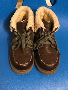 Size 10 Carters Toddler Boys Fall Boots