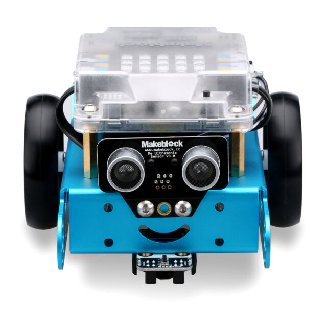 Makeblock Mbot Educational Robot Kit Bluetooth Version 2770398 Stem