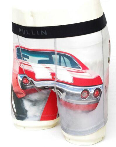 PULLIN Boxer underwear homme FA 2 BURNOUT Fashion PULL IN
