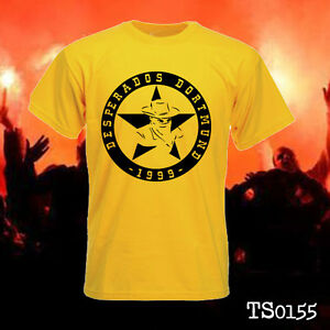 Details Zu Dortmund Desperados Ultras T Shirt