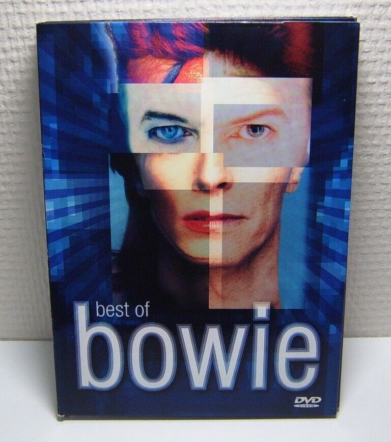 David Bowie: Best Of Bowie (2xDVD), rock