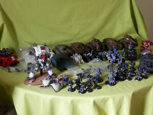 WARHAMMER-40K-ASTRA-MILITARUM-SPACE-MARINES-MANY-UNITS-TO-CHOOSE-FROM