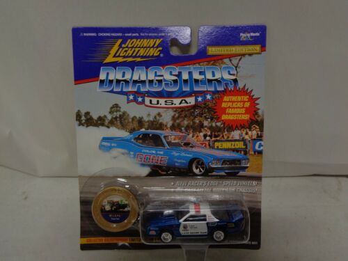 Johnny Lightning Dragsters USA /'92 LAPD