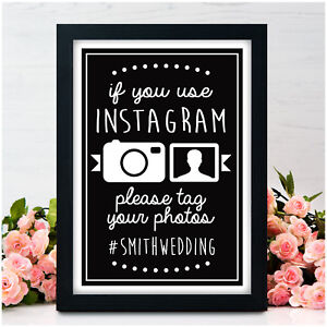 Instagram-Wedding-SIGN-Personalised-Engagement-Birthday-Party-INSTAGRAM-Sign