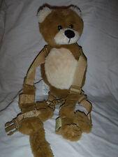 "Gold Bug Eddie Bauer Bear Child Harness 28"" Reach Plush Soft Toy Stuffed Animal"