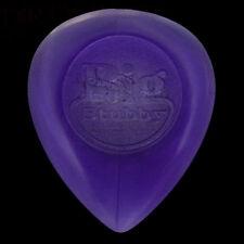 Jim Dunlop 475P200 BIG Stubby 2.0mm Players Pack Purple 6x Guitar Picks