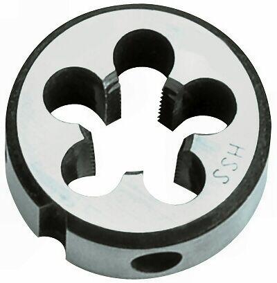 Metric Fine M 3.5 x 0.35  3.5 mm Form B Solid Die Mf