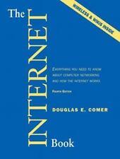 FAST SHIP - DOUGLAS E COMER 4e The Internet Book                             EU9