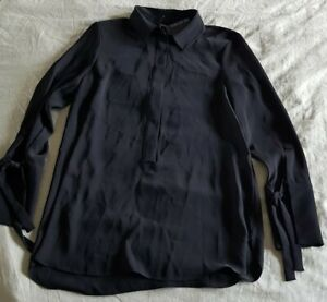 Forever-New-Size-8-Womens-Button-Shirt