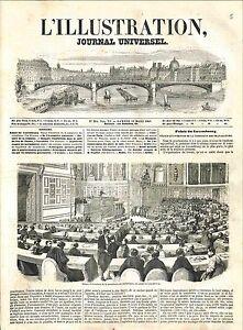 Séance Ouverture Commission des Travailleurs Palais du Sénat Paris GRAVURE 1848 - France - EBay OPENING SESSION WORKERS' COMMITTEE PALAIS DU SÉNAT PARIS France ATTENTION, QUE LA COUVERTURE, PAS LE JOURNAL ENTIERJUST A COVER, NOT A NEWSPAPER ANTIQUE PRINTGRAVURE 100 % DÉPOQUE 1848 PORT GRATUIT EUROPE A PARTIR DE 4 OBJETS BUY 4 ITEMS A - France