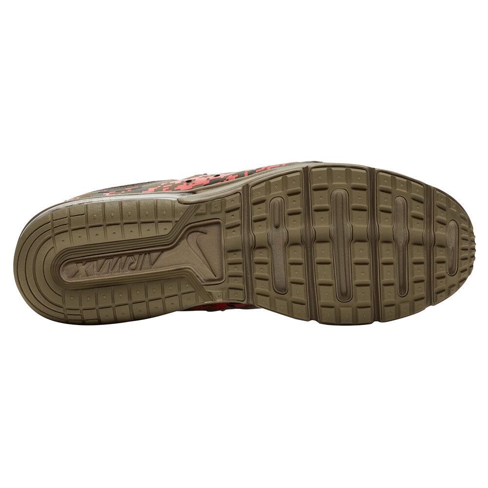 Nike air max weitere 3 digi camo mens aj0004-201 aj0004-201 mens olive laufschuhe größe 11. a1f53e
