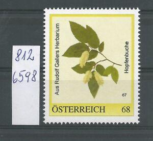Österreich PM personalisierte Marke Rudolf GALLERS Herbarium 67 ** - St. Pölten, Österreich - Käufer haben das Recht innerhalb von 10 Tagen den gekauften Artikel zurückzusenden. Die Kosten für die Rücksendung trägt der Käufer. - St. Pölten, Österreich