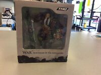 Darksiders - War, Horseman of the apocalypse Action Figure  Mississauga / Peel Region Toronto (GTA) Preview