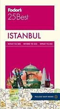 Fodor's Istanbul 25 Best (Full-color Travel Guide)-ExLibrary