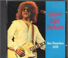 "ELECTRIC LIGHT ORCHESTRA - RARO CD ITALY ONLY 1991 "" SAN FRANCISCO 1976 """