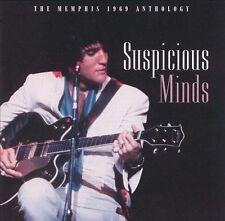 The Memphis 1969 Anthology: Suspicious Minds by Presley, Elvis
