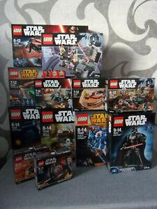 Lego-Star-Wars-verschiedene-Set-039-s-zum-aussuchen-Neu-amp-OVP