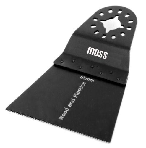 10x mousse 65mm lames de scie fein multimaster bosch makita milwaukee outils multifonction