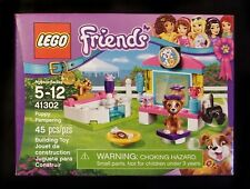 Puppy Pampering w// Lara Brand New LEGO Friends #41302