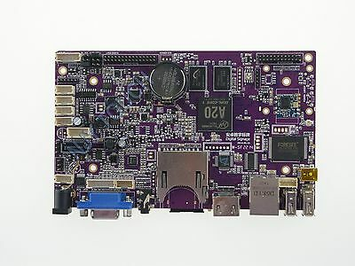 A20 Android Advertising Player Board HDMI (support media, TV, music) Dual-Core