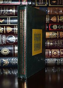 New-Hobbit-by-J-R-Tolkien-Leather-Bound-Deluxe-Collector-039-s-Slipcase-Hardcover