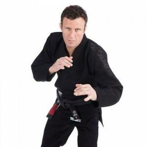 Tatami-Brazilian-Jiu-Jitsu-Suit-Essential-Gi-Black