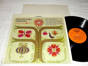 Image Is Loading 034 The Folk Song Tradition 1960 039
