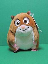 RHINO Peluche Hamster Disney Volt 13cm - Gipsy - Bolt soft Toy plush