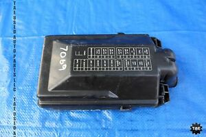 infiniti g type s coupe oem engine bay junction fuse box image is loading 2008 infiniti g37 type s coupe oem engine