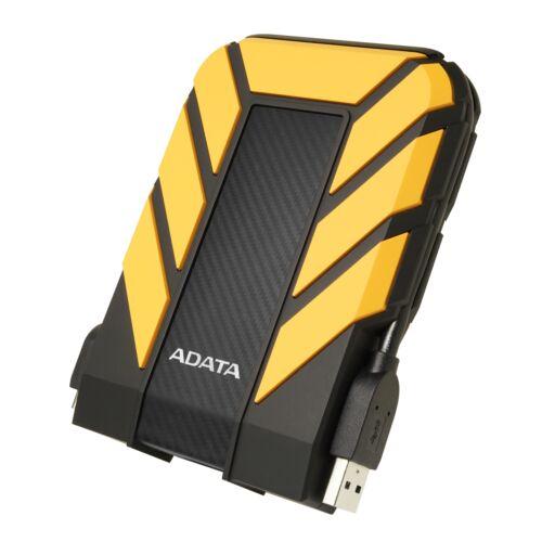 Yellow 2TB AData HD710 Pro USB3.1 2.5-inch Portable Hard Drive