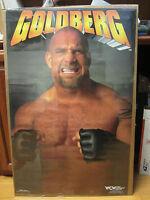 Goldberg Wcw Man Cave Car Garage Vintage Poster 1998 295