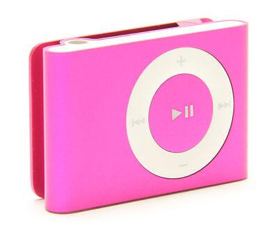 Apple Ipod Shuffle 2nd Generation Pink 1 Gb For Sale Online Ebay