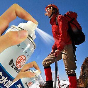 waterproof spray white shoes dust waterproof antifouling