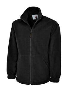 Personalised-Embroider-Classic-Full-Zip-Micro-Fleece-Jacket-Uniform-Unisex-UC604