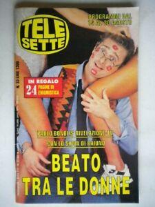Telesette-1994-Bonolis-Parietti-Maigret-Cremer-ferrari-Berger-Cuccarini-Saluzzi