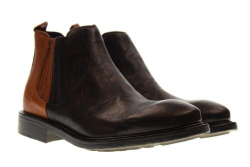 Noir Bella Chaussures Creative Bottines Femme A18 cuir 722 qwXqApn8P
