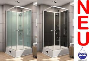 komplettdusche mit pumpe und boiler duschkabine fertigdusche schulte korfu ii ebay. Black Bedroom Furniture Sets. Home Design Ideas