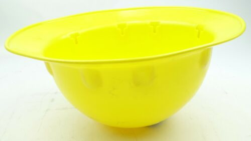 Details about  /Honeywell Fibre-Metal Hard Hat Shell ONLY Cap Style Yellow