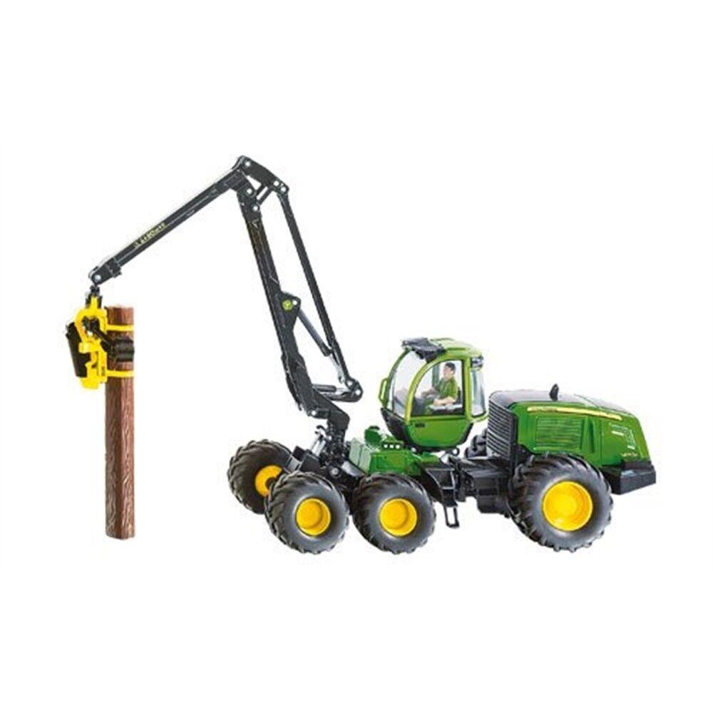 1:32 registro de John Deere siku cosechadora - 1470e 132 4059 escala forestal Juguetes vehículo