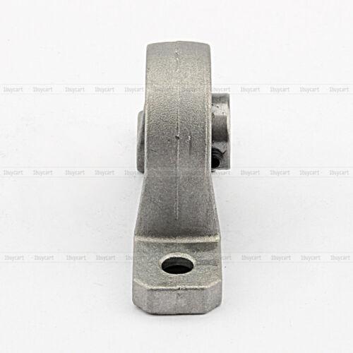 2x Zinc Alloy 8mm Vertical Bore Ball Bearing Pillow Block Mounted Support Kit