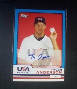 Tyler-Anderson-2010-Topps-Chrome-Team-USA-Blue-Border-Auto-Rockies