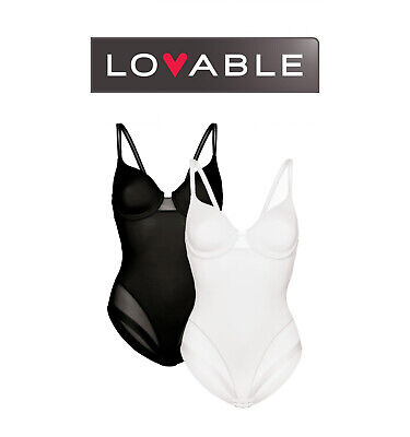 LOVABLE Body Coppe Con Ferretto Donna