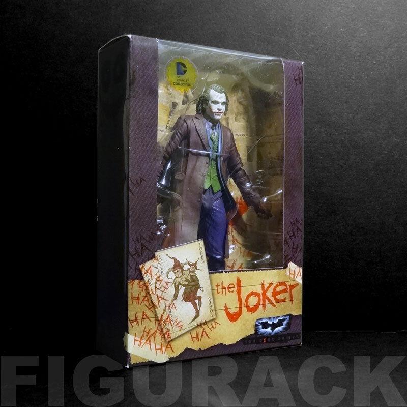 NECA - The Dark Knight (Heath Ledger) Joker Exclusive 7  Action Figure