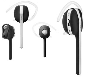 OEM-Jabra-Style-Bluetooth-Mono-Headset-Black-Silver-Retail-Box