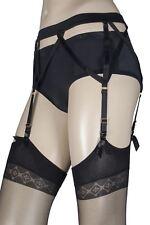 Ladies Couture Six Strap Suspender Belt