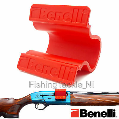 Flag fits all 12G Semi Autos Benelli Beretta Browning etc. Compact Safety Clip