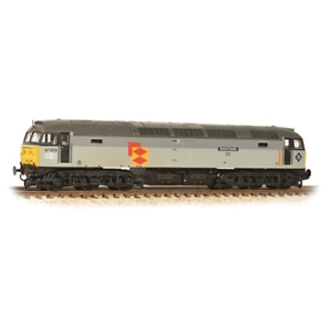 Graham Farish 372-247 Class 47 No 47209 Herbert Austin Railfreight N Gauge