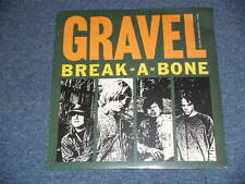 GRAVEL 1992 USA AMERICA BRAND NEW SEALED LP BREAK-A-BONE  ship from Japan