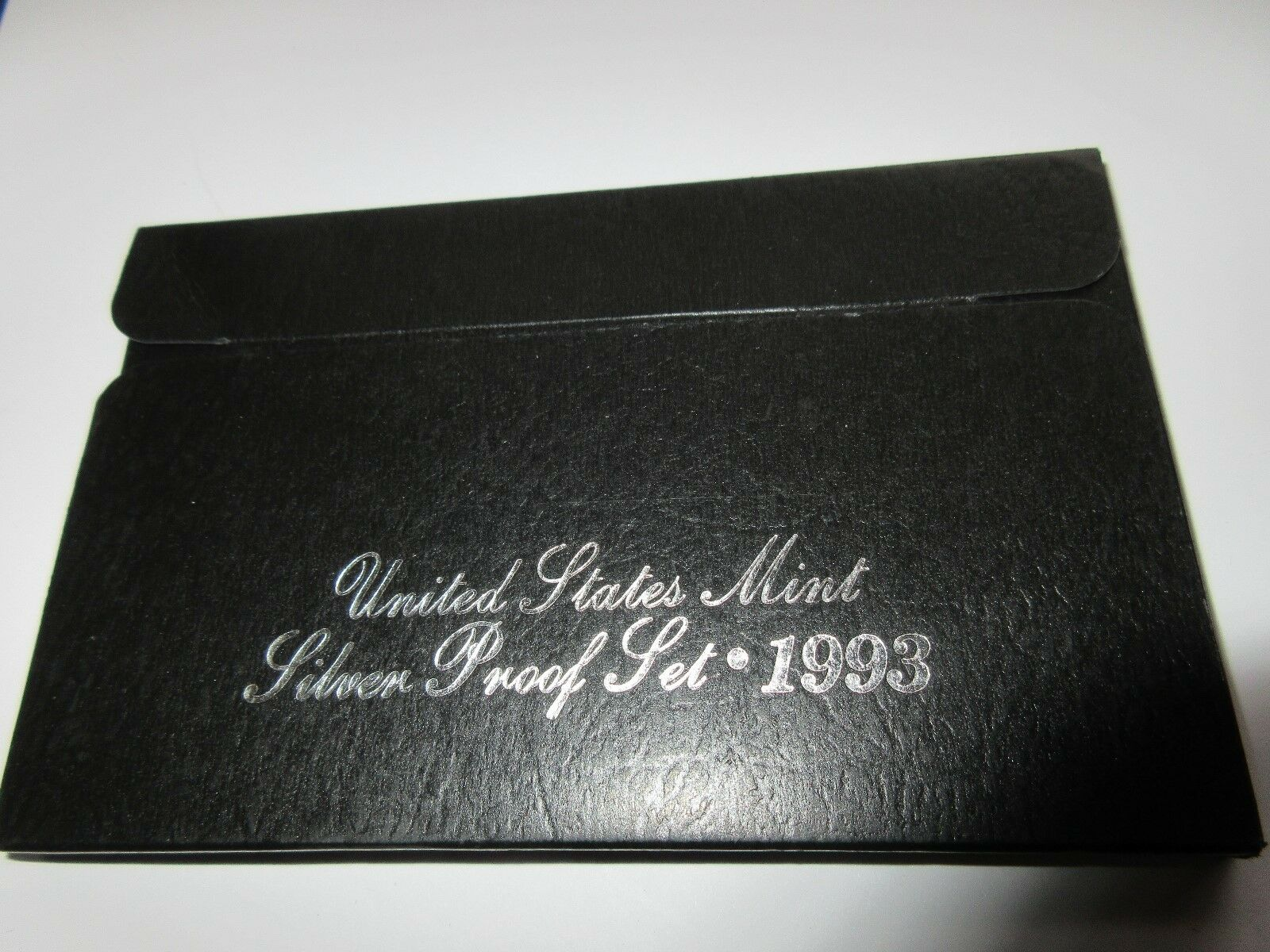 1993 , United States Mint , Silver Proof Set